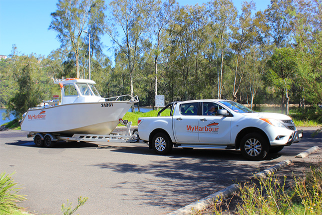 Tow-Away-Boat-Hire-Sydney