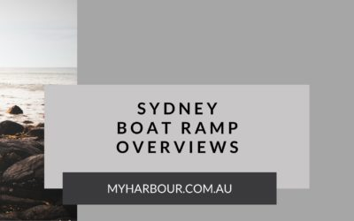 Sydney Boat Ramp Overviews