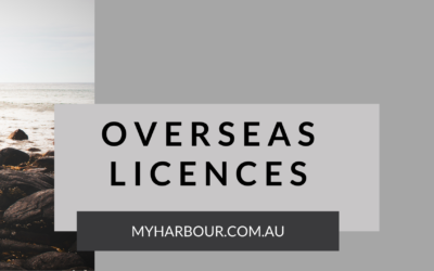 Overseas Boat Licences